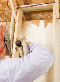 Boise Spray Foam Insulation Services and Benefits
